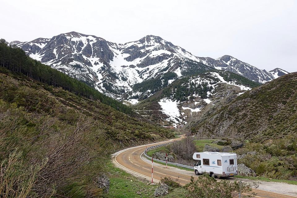 Voordelen van op reis met de camper